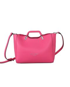 626 HOT PINK - Hot Pink Rectangular Grab Bag