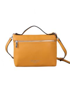 630 MUSTARD - Mustard Cross Body Bag