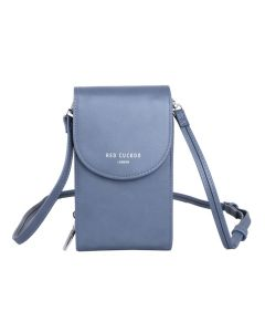 745 BLUE - Blue Cross Body Pouch
