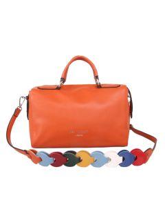 434 RUST - Rust Multi Strap Bowling Bag