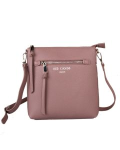 435 DUSKY MAUVE - Dusky Mauve Cross Body Bag