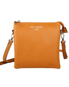 437 MUSTARD - Mustard Tall Cross Body Bag