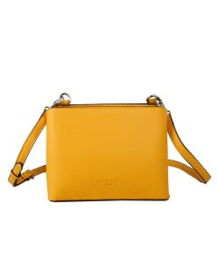 615 YELLOW - Yellow Cross Body Bag