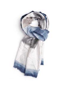 18040 BLUE - Nora Blue scarf